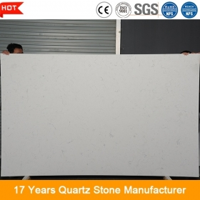 white quartz table top